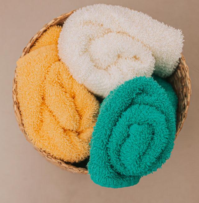 Cómo cuidar tus toallas